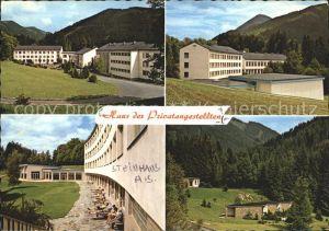 Steinhaus am Semmering oeGB Schulungsheim Gesamtansicht Sonnwendstein Liegeterrasse Hallenbad Bungalows