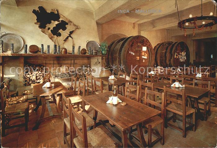 Inca Cellar tipico
