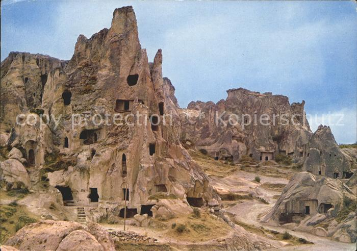 Nevsehir Christian s refuges