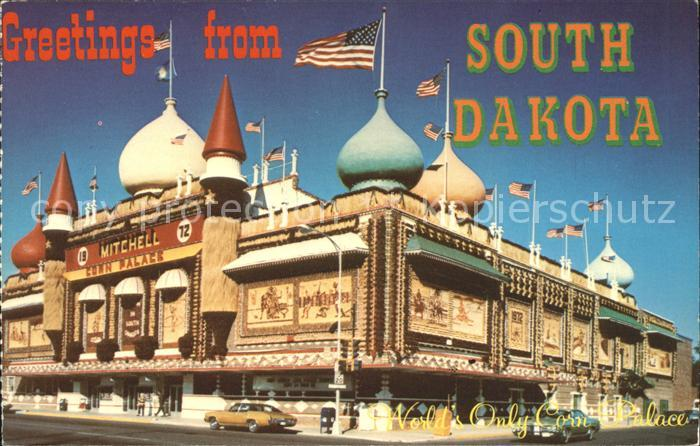 South Dakota US-State Corn Place  /  /