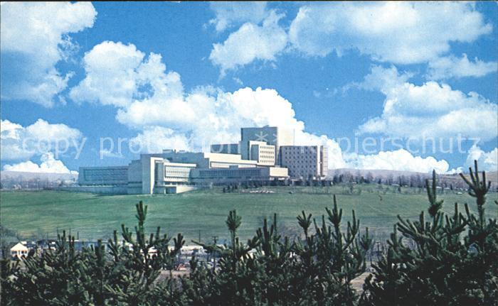 West Virginia US State University Medical Center Hospital