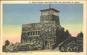 South Dakota US-State Mount Coolidge Observatory State Park  /  /
