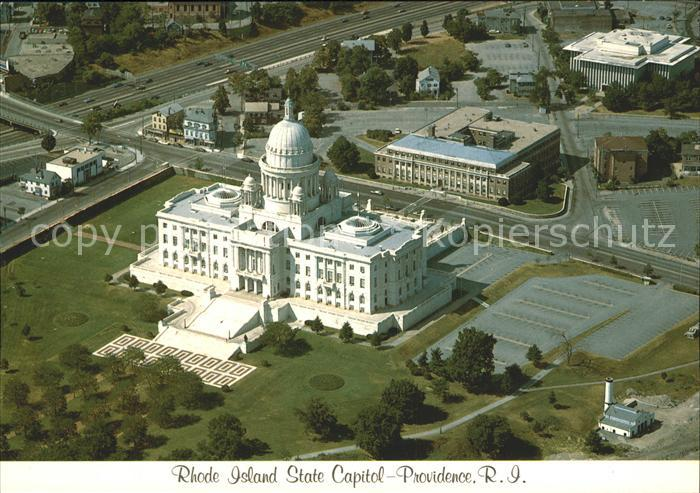Rhode Island US State State House