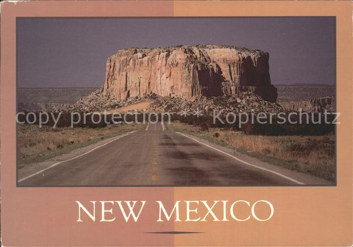 New Mexico US-State Acoma /  /