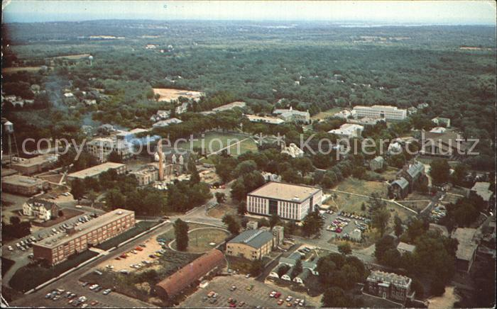 Rhode Island US-State Air view of the University of Rhode Island /  /
