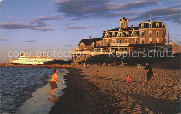Rhode Island US State Surf Hotel Block Island Kreuzfahrtschiff