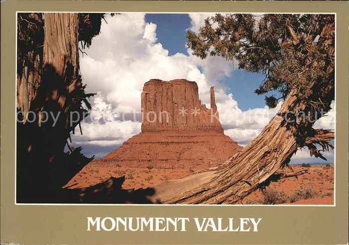 Arizona US State Monument Valley