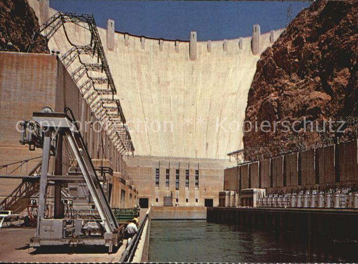Nevada US State Hoover Dam
