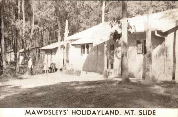 New Hampshire US-State Mawdsley's Holidayland Recreation Room Mount Slide /  /