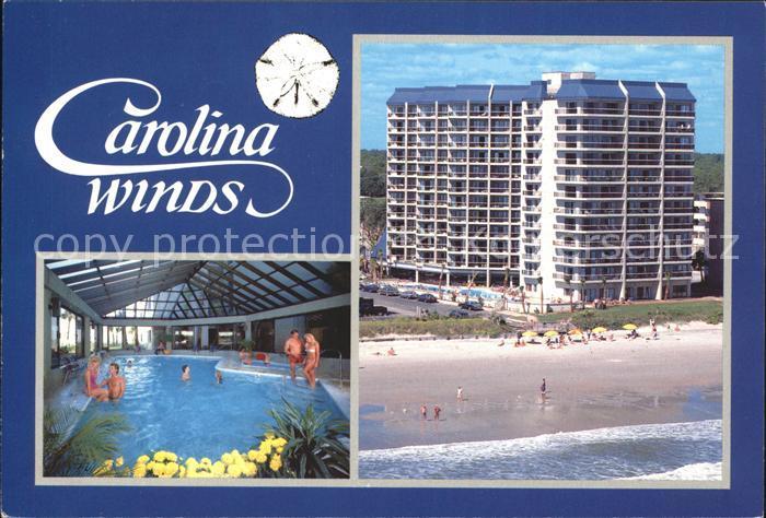 South Carolina US State Carolina Winds Hotel
