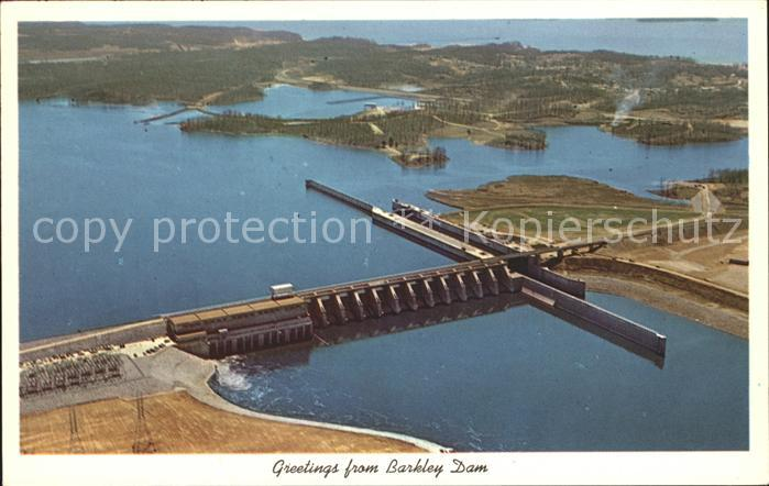 Kentucky US State Barkley Dam