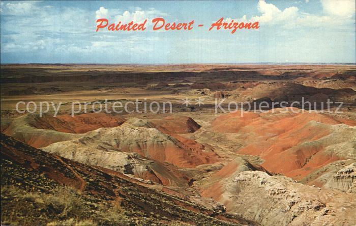 Arizona US State Painted Desert ner Holbrook