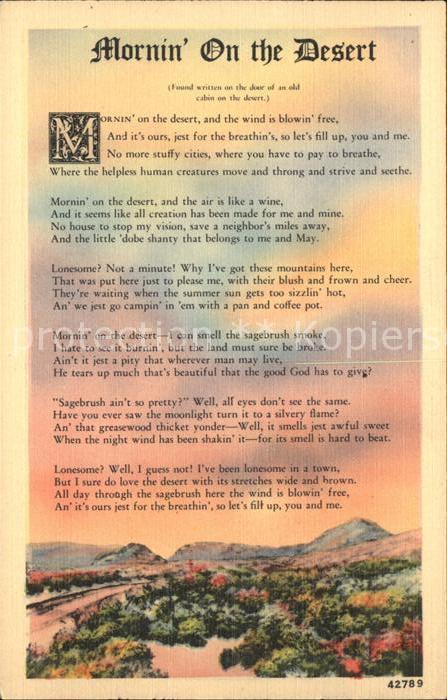 Oregon US State Poem