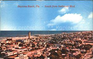 Florida US State Daytona Beach Seabreeze Boulevard