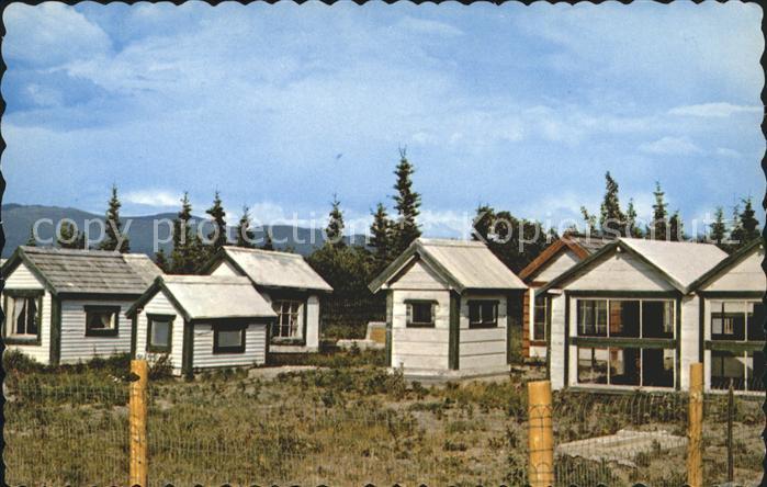 Alaska US State Burwash Landing Highway