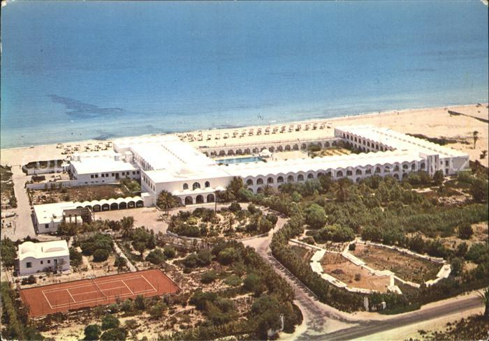Jerba Fliegeraufnahme Hotel El Bousten Fliegeraufnahme