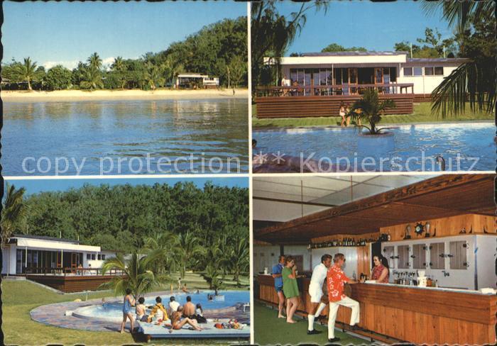 Queensland Happy Bar Long Island Great Barrier Reef The Galleon Bar