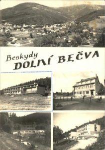 Dolni Becva Panorama