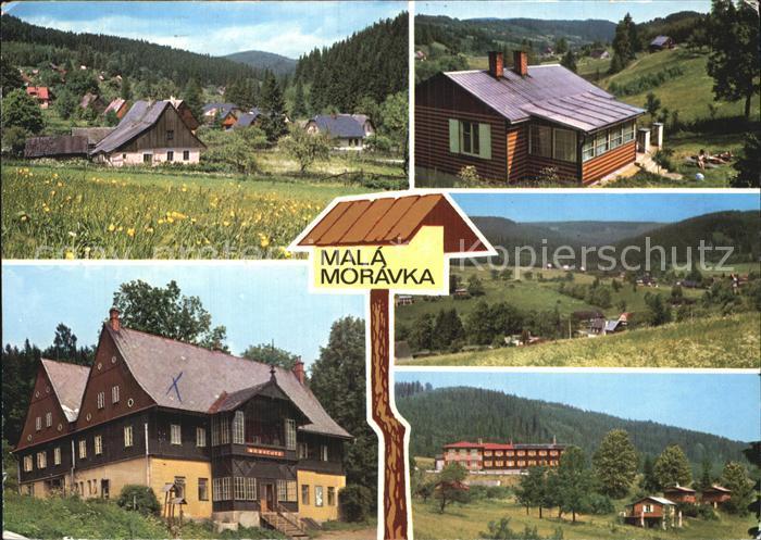 Mala Moravka Ferienanlage