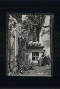 Tessin Ticino Motivo ticinese  / Lugano /Bz. Lugano City