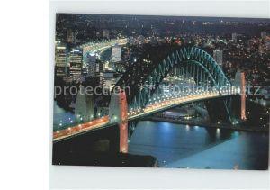 Bruecken Bauwerke Sydney Harbour Bridge  Kat. Bruecken