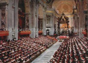 Religion Vatikanisches Konzil Kat. Religion