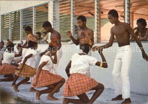 Tanz Taenzer Martinique Robert Groupe folklorique du Bourg  / Tanz /