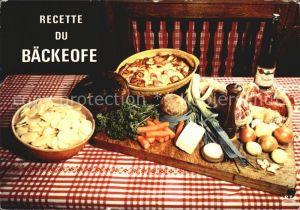 Lebensmittel Recette Backeofe Kat. Lebensmittel