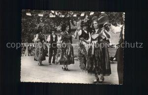 Trachten Alsace Danse de la Recolte  Kat. Trachten