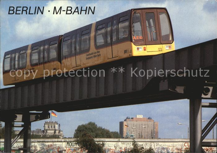 72471325 Eisenbahn Berlin Magnet-Bahn  Eisenbahn Eisenbahn