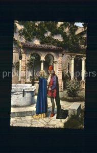Shakespeare William Giulietta e Romeo Verona  Kat. Persoenlichkeiten