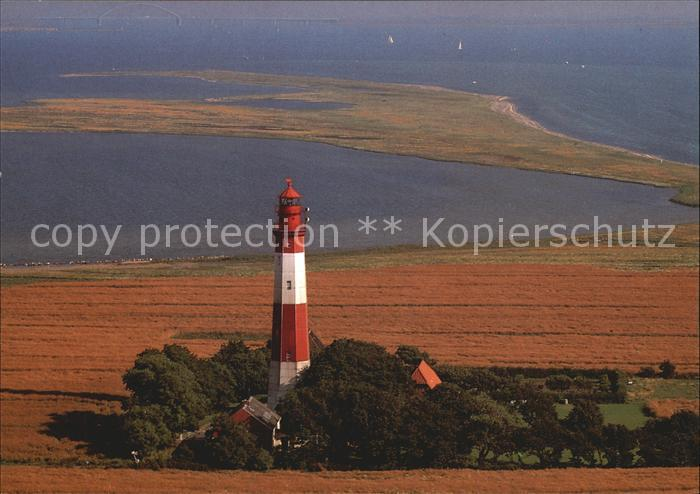 Leuchtturm Lighthouse Insel Fehmarn Fluegger Leuchtturm  Kat. Gebaeude