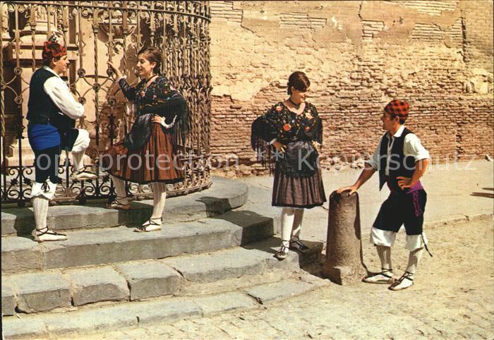 Trachten Spanien Aragon Baturros