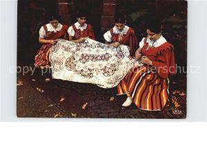 Trachten Portugal Madeira Bordadeiras