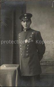Militaria WK1 Bayern Soldat Grafenau