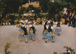 Tanz Taenzer Danse Ver de Carei Groupe Folklorique La Mentonnaise Menton