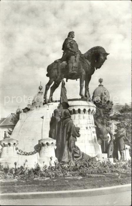 Denkmal Martei Corvins Cluj  Kat. Denkmaeler