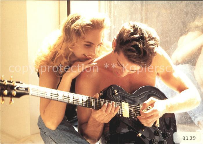 Gitarre E Gitarre Paar Kat. Musik
