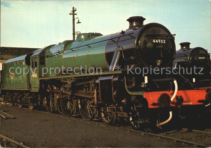 Lokomotive Stanier L.M.S. Class 5 4 6 0 No. 44932 Kat. Eisenbahn
