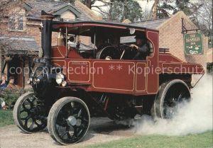 Traktor Little Lady 1929 Foden Timber Tractor  Kat. Landwirtschaft