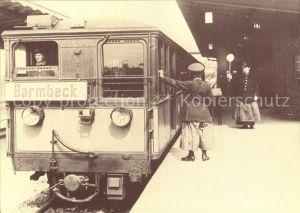 U Bahn Subway Underground Metro U Bahn Wagen Nr. 26 Baujahr 1912