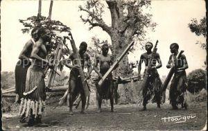Tanz Taenzer Danses des Jeunes gens Bassaris