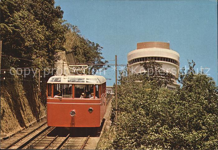 Zahnradbahn Peak Tramway China Kat. Bergbahn