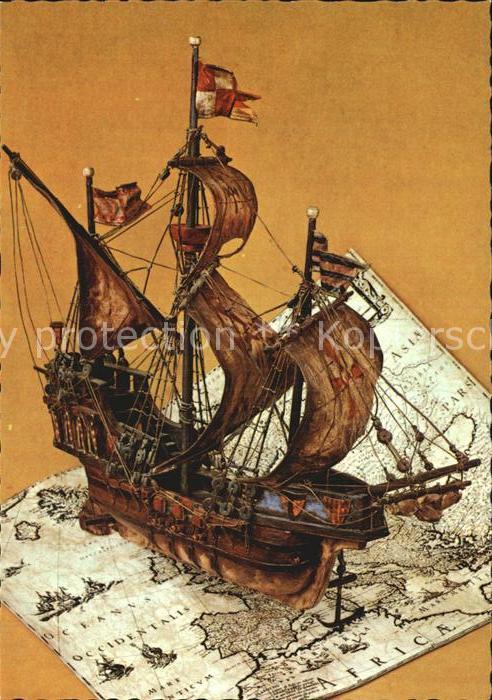 Modellbau Segelschiff  Kat. Spielzeug