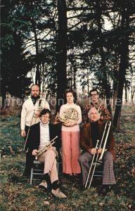 Musikanten Forest Fanfare Staten Island Chamer Music Players  Kat. Musik