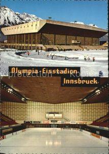 Eislaufen Schlittschuhlaufen Olympia Eisstadion Innsbruck  Kat. Sport