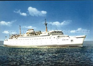 Schiffe MS Peter Pan  Kat. Schiffe