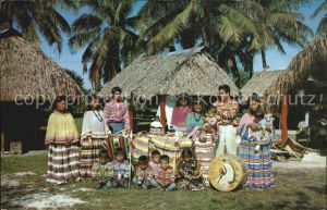 Indianer Native American Indians Florida Musa Isle Seminole  Kat. Regionales