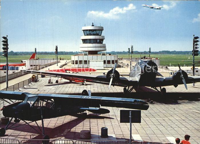Flughafen Airport Aeroporto Duesseldorf Besucherterrasse Kat Flug