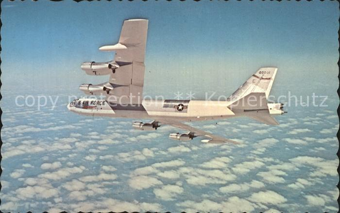 Flugzeuge Militaria Wurtsmith Air Force Base B 52H Stratofortress  Kat. Airplanes Avions